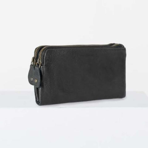Quince Zip Wallet (Multiple Colors)