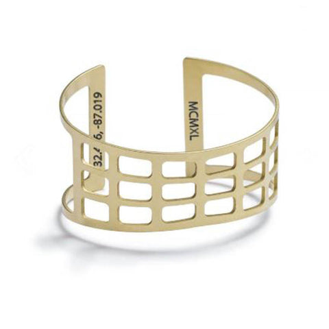 Selma Bridge cuff