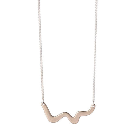 Semita Bronze Necklace