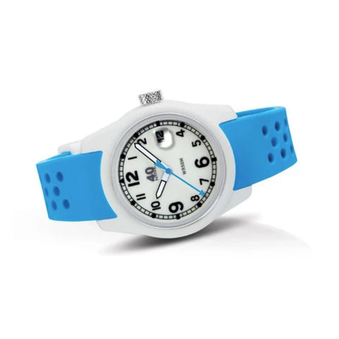 Spartan Watch 35mm Light Blue Band