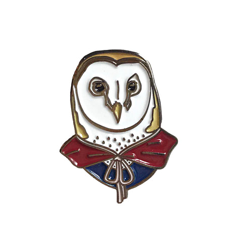 PIN: Barn Owl