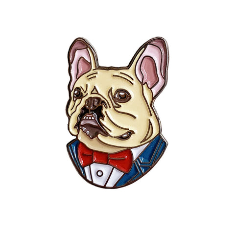 PIN: Bulldog
