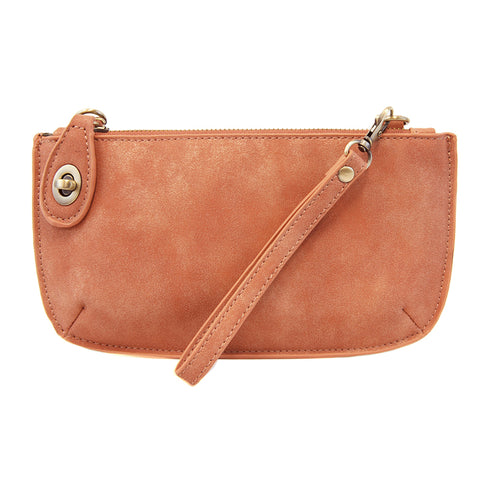 Lux Crossbody Wristlet Coral Reef