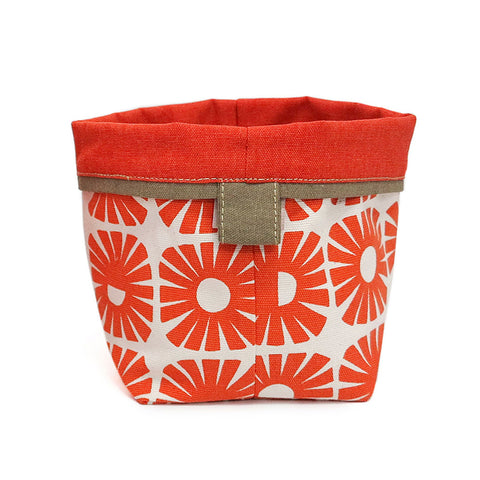 Medium Soft Bucket Sunshine Persimmon