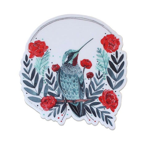 STICKER: Hummingbird