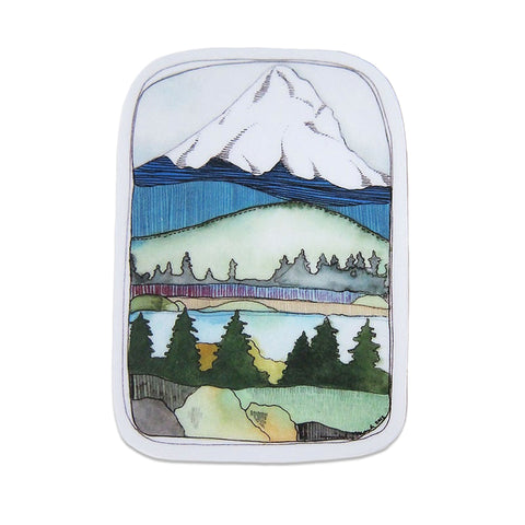 STICKER: Mt. Hood