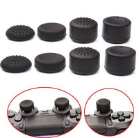 8Pieces/set Silicone Thumbstick Joystick Cap Cover for Sony Playstation PS4 Controller for Xbox 360/ONE/PS3
