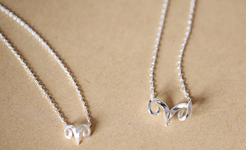 925 Sterling Silver Necklace, drawing claw Necklace