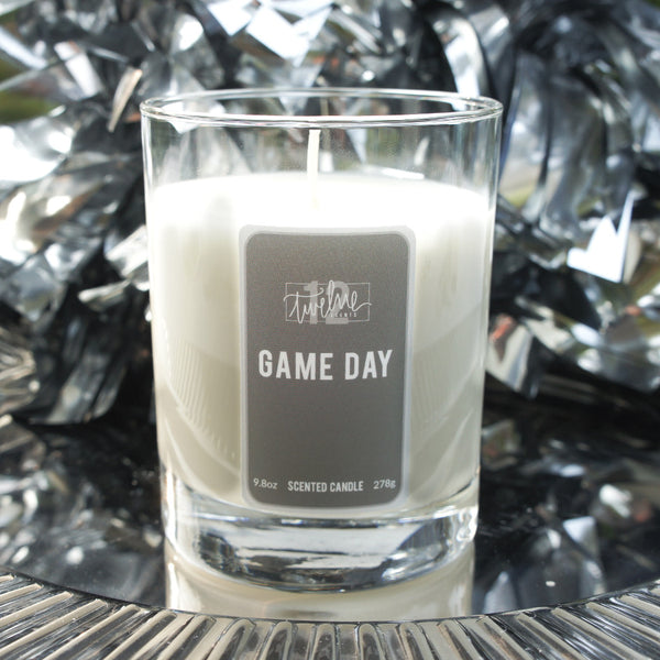 Game Day Candle