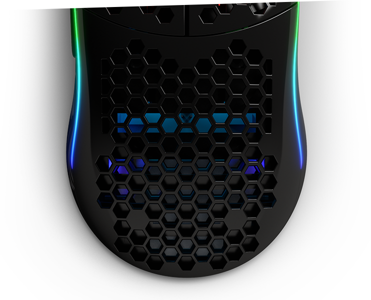 Model O Honeycomb Light Weight Mouse