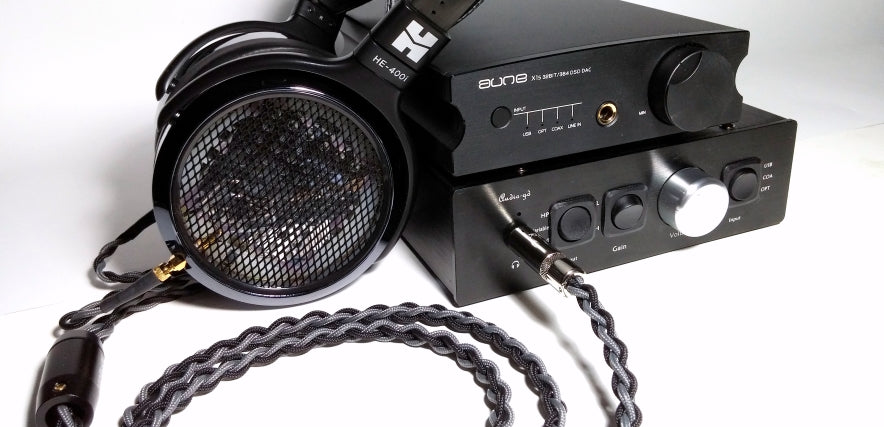 Hifiman cables