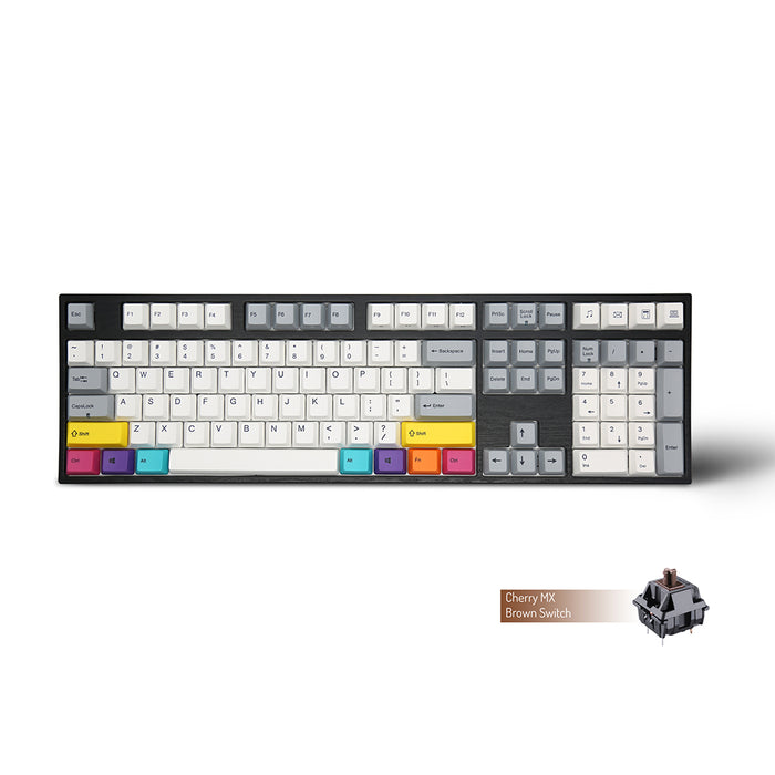 Varmilo CMYK Full Size Mechanical Keyboard