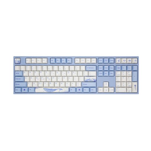 Varmilo Sea Melody Full Size Mechanical Keyboard - Deskhero.ca