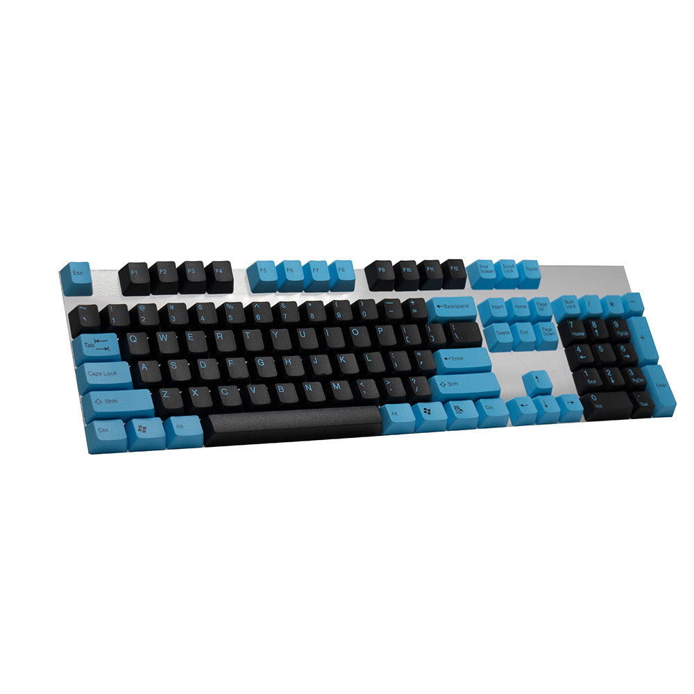 Ocean Blue ABS Keycap Set