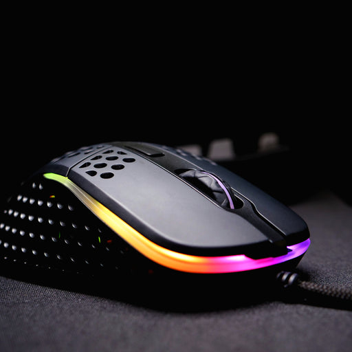Xtrfy M4 Gaming Mouse (Black) - Deskhero.ca