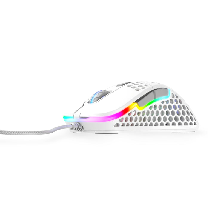 Xtrfy M4 Gaming Mouse (White)