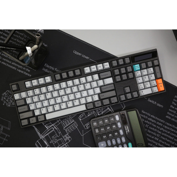 Varmilo VA104C Calculator KB Full Size