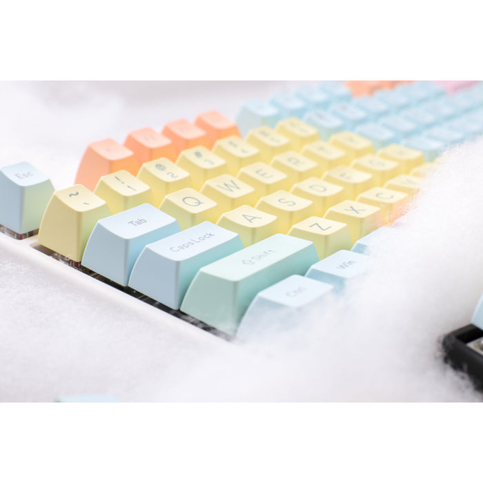 Ducky Cotton Candy SA profile ABS Keycap set