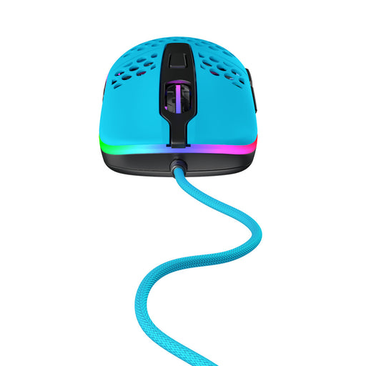 Xtrfy M42 Lightweight Mouse - Blue