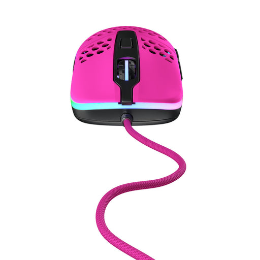 Xtrfy M42 Lightweight Mouse - Pink