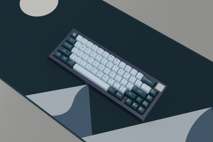 Deskmat - SA Nightlight