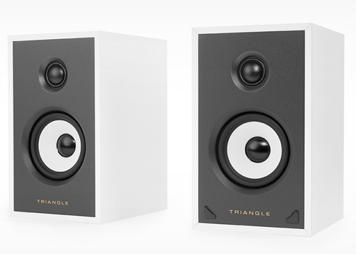 "Triangle Audio - SN01A 4.25"" Active Monitor Speakers (Pair)"