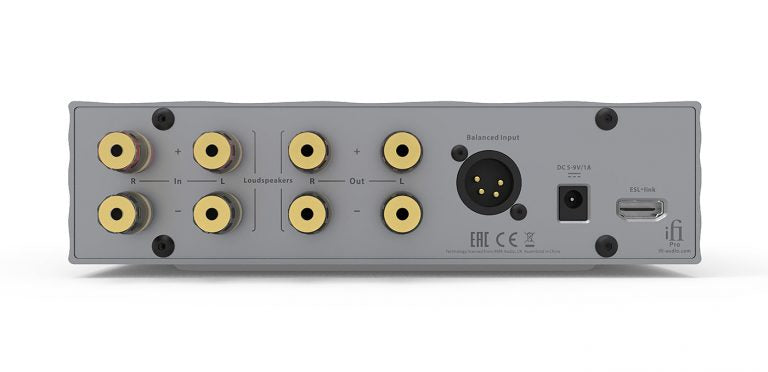 iFi PRO iESL - Electrostatic Amplifier