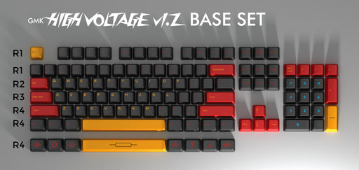 GMK High Voltage - Dec 12 - Deskhero.ca