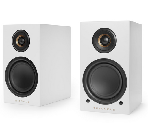Triangle Audio - LN01A Active Monitor Speakers (Pair) - Deskhero.ca