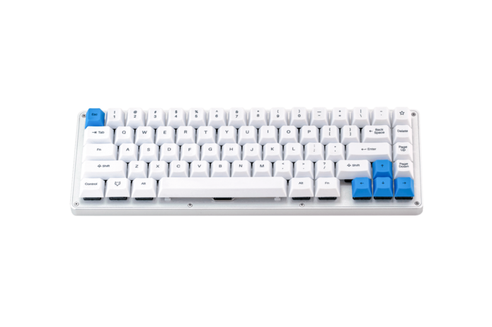 Whitefox Mechanical Keyboard - Deskhero.ca