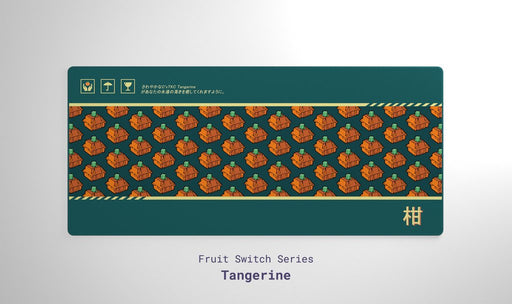 Deskmat - Artist x TKC -  Fruit Switch Series