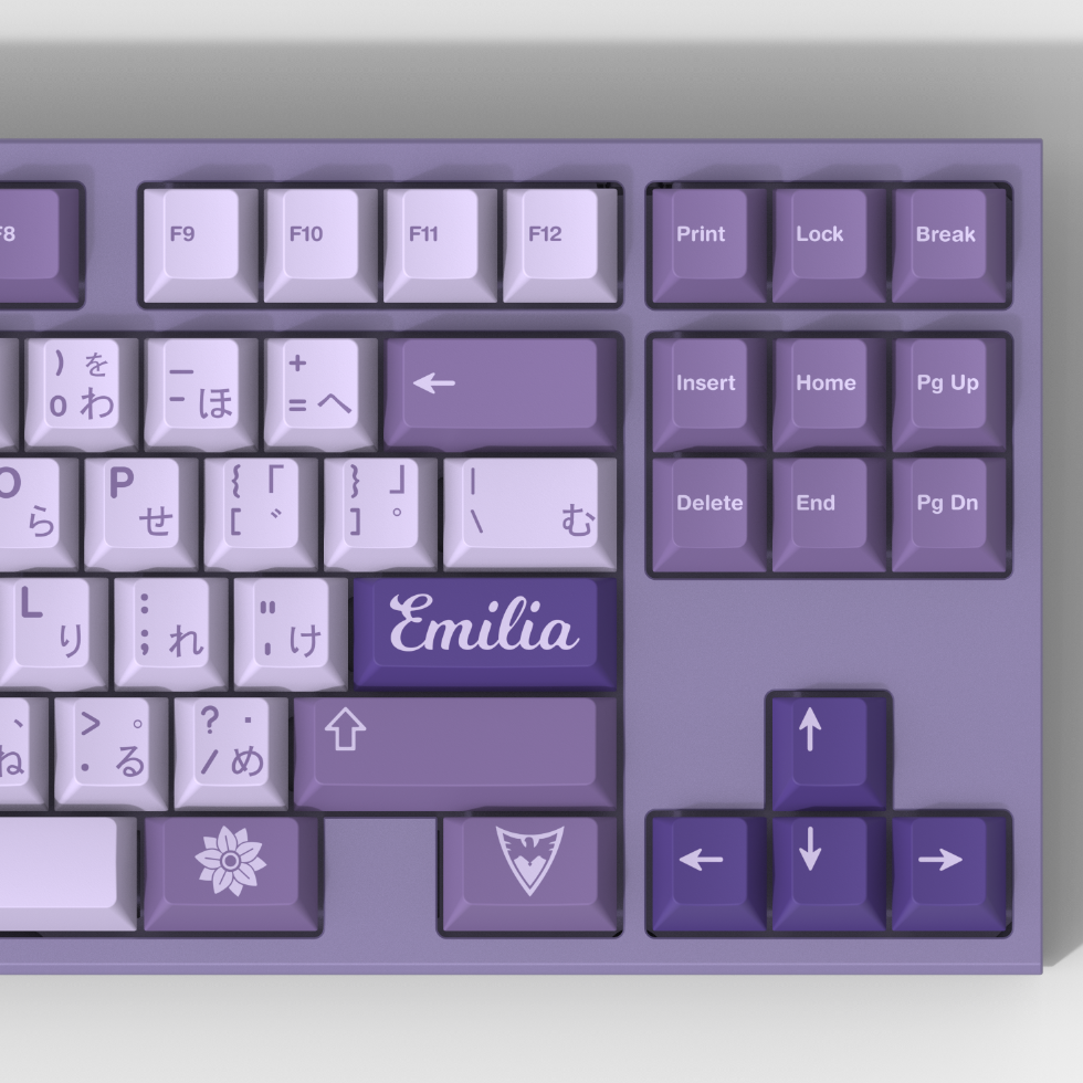 GMK Frost Witch