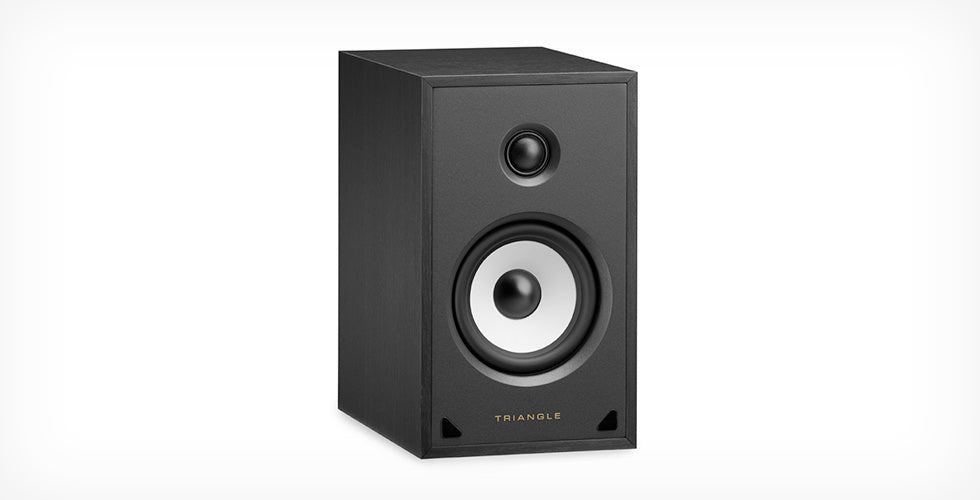 "Triangle Audio - SN01A 4.25"" Active Monitor Speakers (Pair) - Deskhero.ca"
