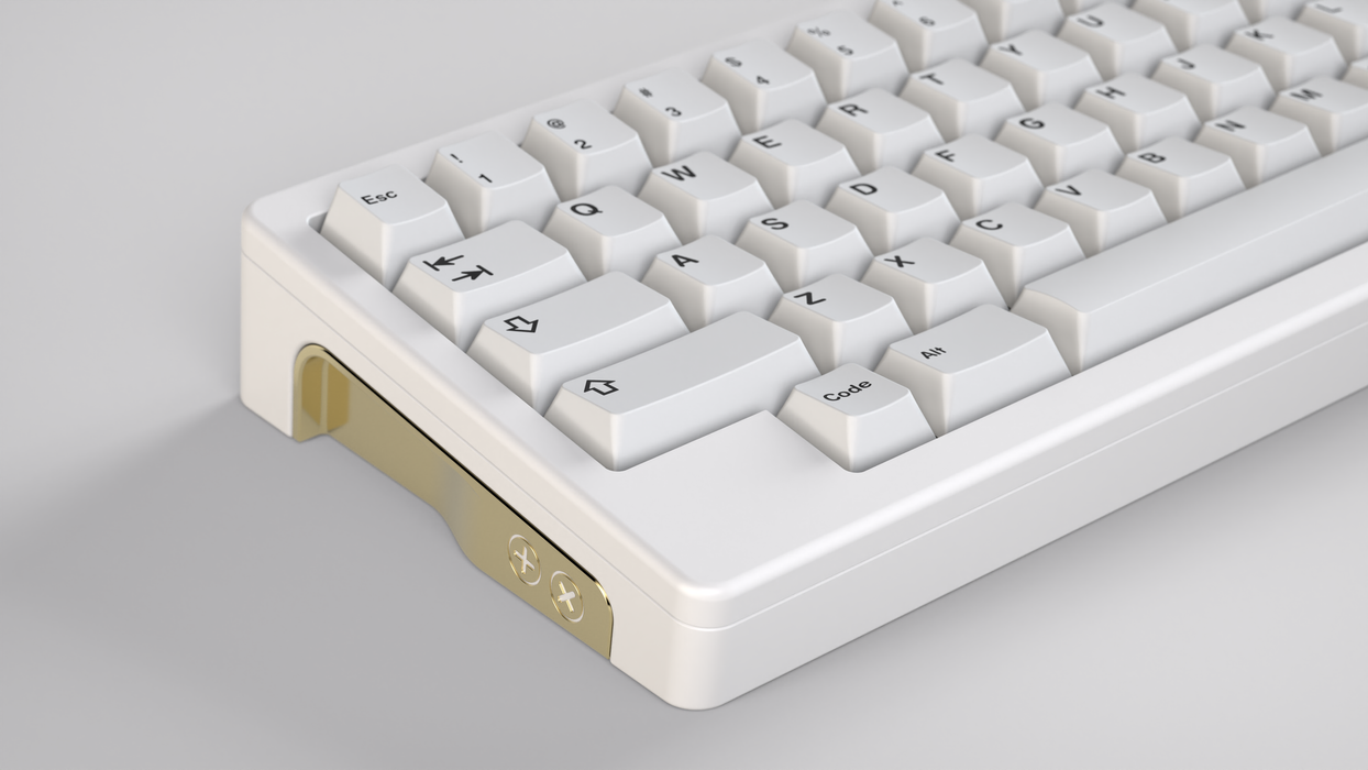 GMK Bleached - Reservations