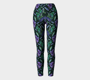 Emerald & Ferns Leggings Yoga Leggings