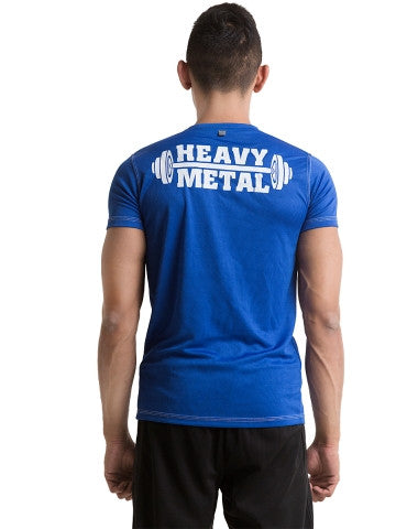 Heavy Metal Printed T