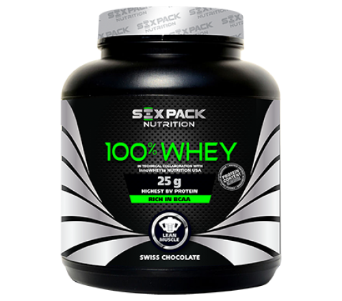 Six Pack Nutrition 100% Whey