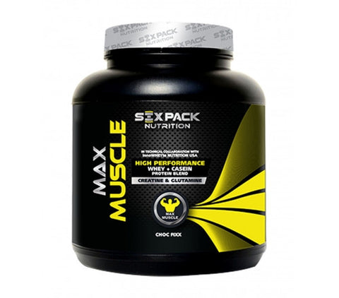 Six Pack Nutrition Max Muscle