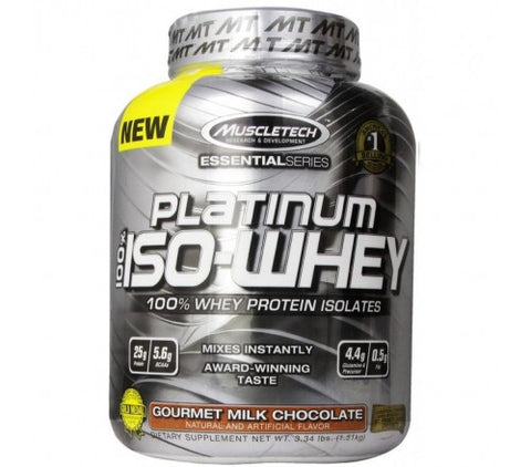 MuscleTech Essential Platinum 100 Whey