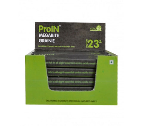 ProIN MegaBite Grainie 10 bars Box