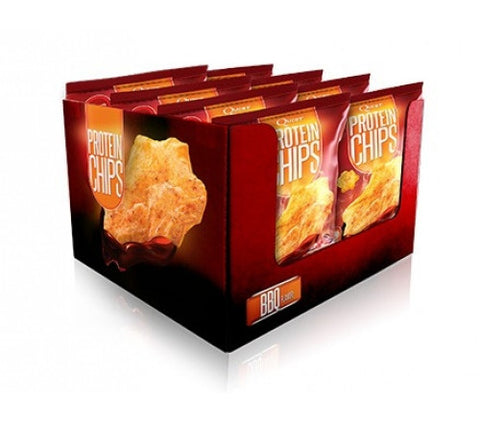 Quest Protein Chips - BBQ - Box of 8