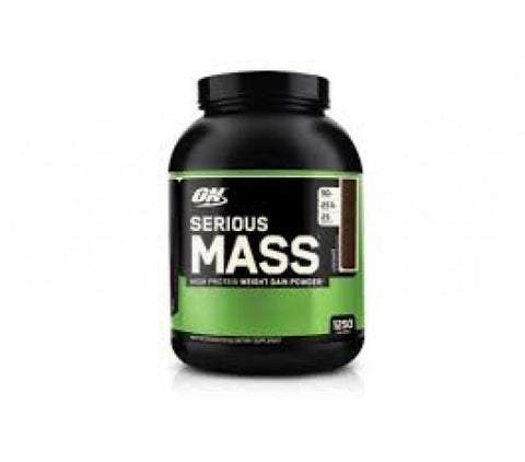 ON (Optimum Nutrition) Serious Mass, Chocolate