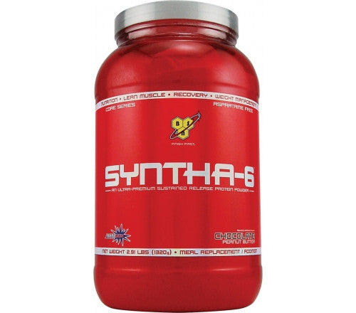 BSN - Syntha-6 - Chocolate Cake Batter - 2.91 Lbs