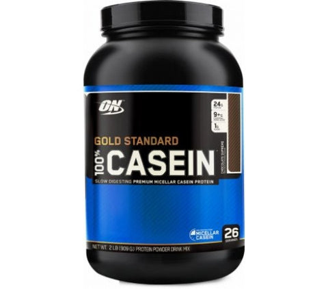 Optimum Nutrition 100% Casein Protein - Chocolate Supreme
