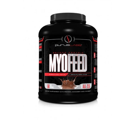PurusLabs Myofeed - Chocolate Cookie Crunch