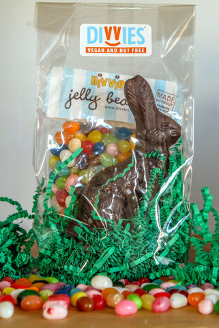 Bunny Bag with Jelly Beans