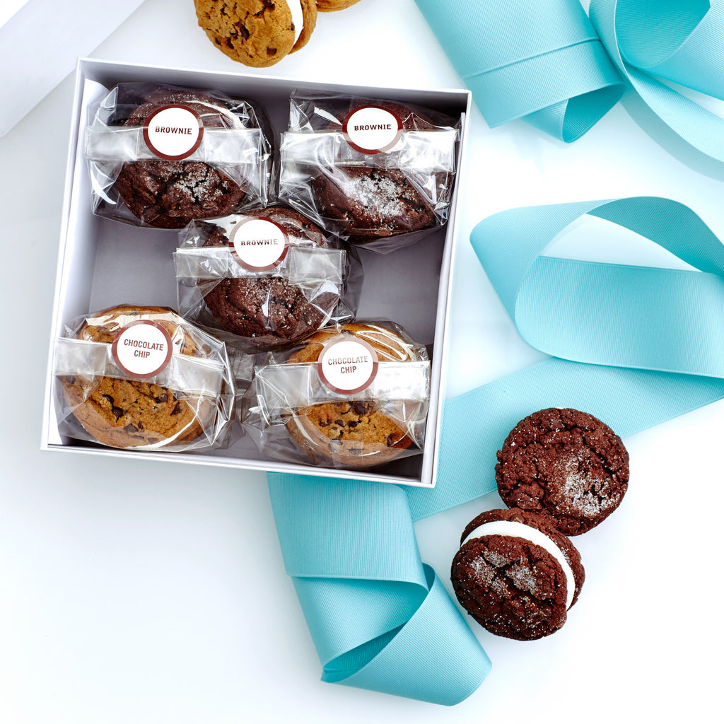 Divvies Cookie Sandwich Gift Box
