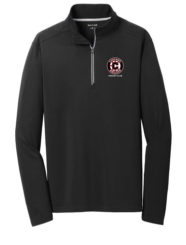 Bruins Textured Quarter Zip