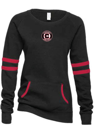 Bruins Ladies Varsity Crewneck