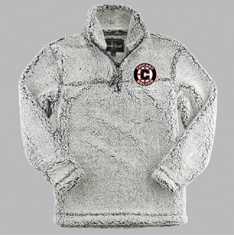Bruins Sherpa Pullover